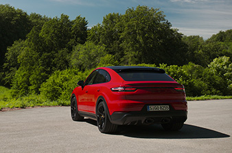 First Driving Impressions Cayenne GTS and Cayenne GTS Coupé