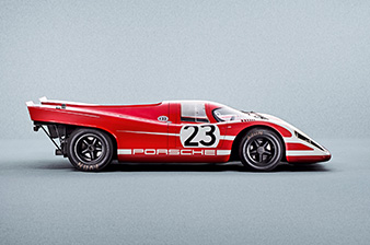 Porsche Le Mans Legends