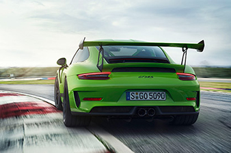 Press Launch 911 GT3 RS
